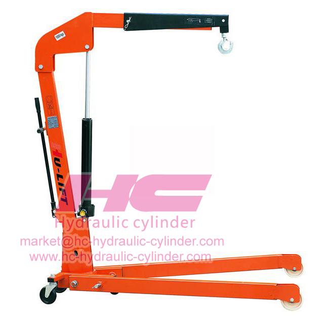 Hydraulic cylinder application 26