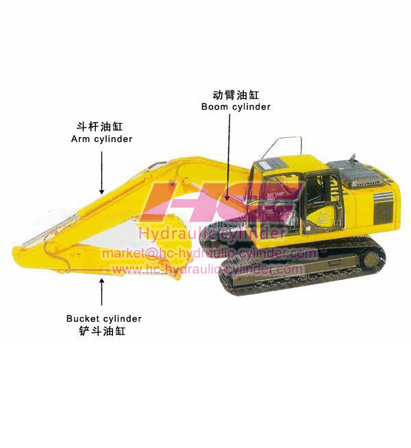 Hydraulic cylinder application 27