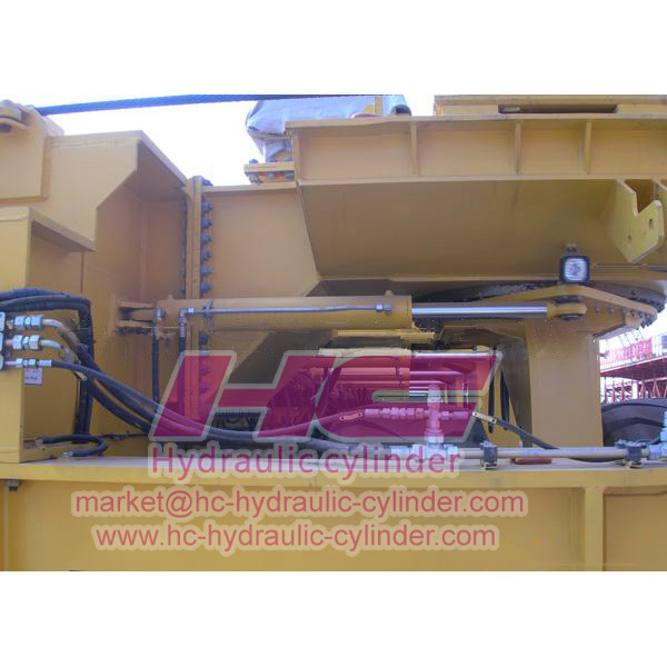 Hydraulic cylinder application 7