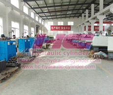 Hydraulic cylinder manufacturing machines 20