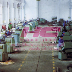 Hydraulic cylinder manufacturing machines 6