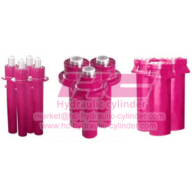 Single-acting hydraulic cylinders series-3